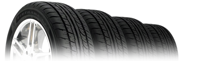 Jay's Tire Pros Offers a Wide Variety of Top Tire MFGs.