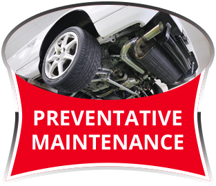 Preventative Maintenance Services Available
